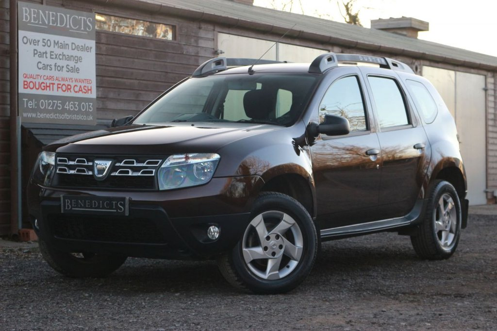USED 2016 16 DACIA DUSTER 1.5 AMBIANCE PRIME DCI 5d 109 BHP