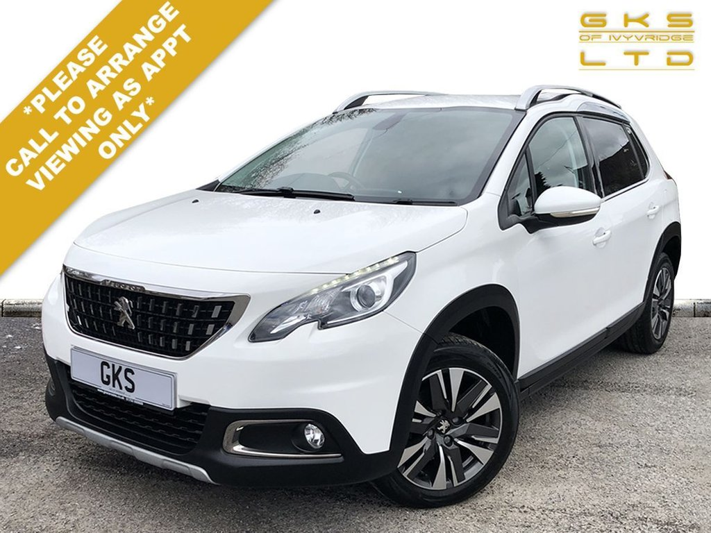 USED 2016 66 PEUGEOT 2008 1.2 PURETECH ALLURE 5d 82 BHP ** NATIONWIDE DELIVERY AVAILABLE **