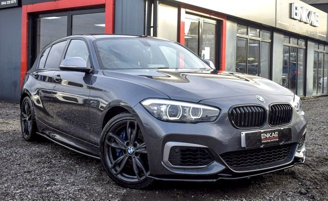 2018 68 BMW 1 SERIES 3.0 M140I SHADOW EDITION 5d 335 BHP