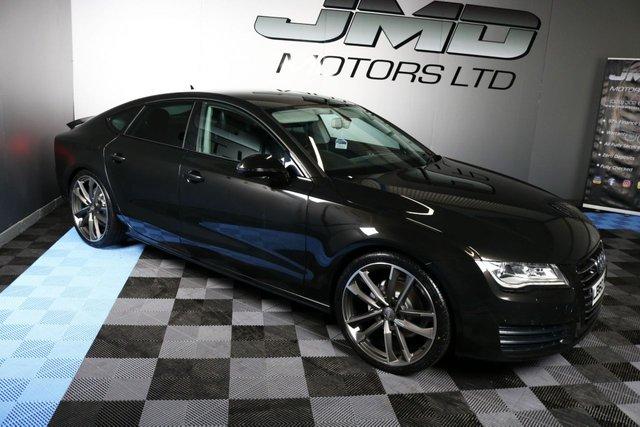 USED 2011 60 AUDI A7 2011 AUDI A7 3.0 TDI SE BLACK EDITION STYLE AUTO 204 BHP ( FINANCE & WARRANTY)