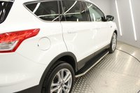 USED 2016 16 FORD KUGA 2.0 TITANIUM X SPORT TDCI 5d 177 BHP SAT/NAV, HEATED LEATHER, DAB, BLUETOOTH, CRUISE, SIDE STEPS, 4X4, LOW MILES...