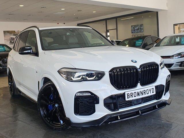 USED 2019 19 BMW X5 3.0 M50D 5d 395 BHP BM PERFORMANCE STYLING+7 SEATS