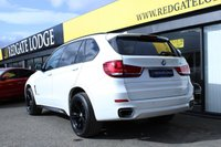 USED 2014 BMW X5 2.0 SDRIVE25D M SPORT 5d 215 BHP SAT/NAV, BLUETOOTH, HEATED LEATHER, XENONS, TINTED GLASS, BLACK KIDNEY GRILLS, SIDE DECALS, GLASS BLACK ALLOYS, CHEAP TAX BAND, BEST FOR MPG