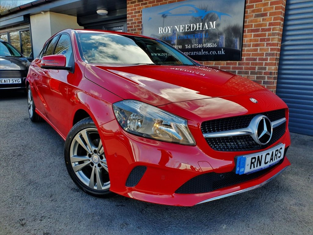 USED 2016 16 MERCEDES-BENZ A-CLASS 1.5 A 180 D SPORT EXECUTIVE 5DR 107 BHP *** BRAND NEW TIMING BELT KIT ***