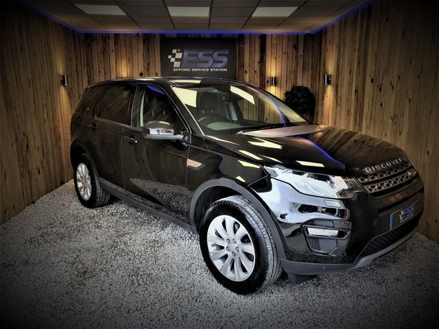 2016 16 LAND ROVER DISCOVERY SPORT 2.0 TD4 SE TECH 5d 180 BHP
