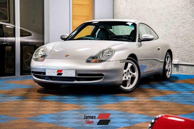 USED 2001 X PORSCHE 911 3.4 2d