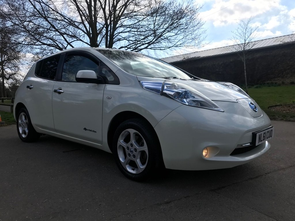 USED 2011 61 NISSAN LEAF 0.0 EV AUTO 5d 107 BHP Great Value Electric Car !!