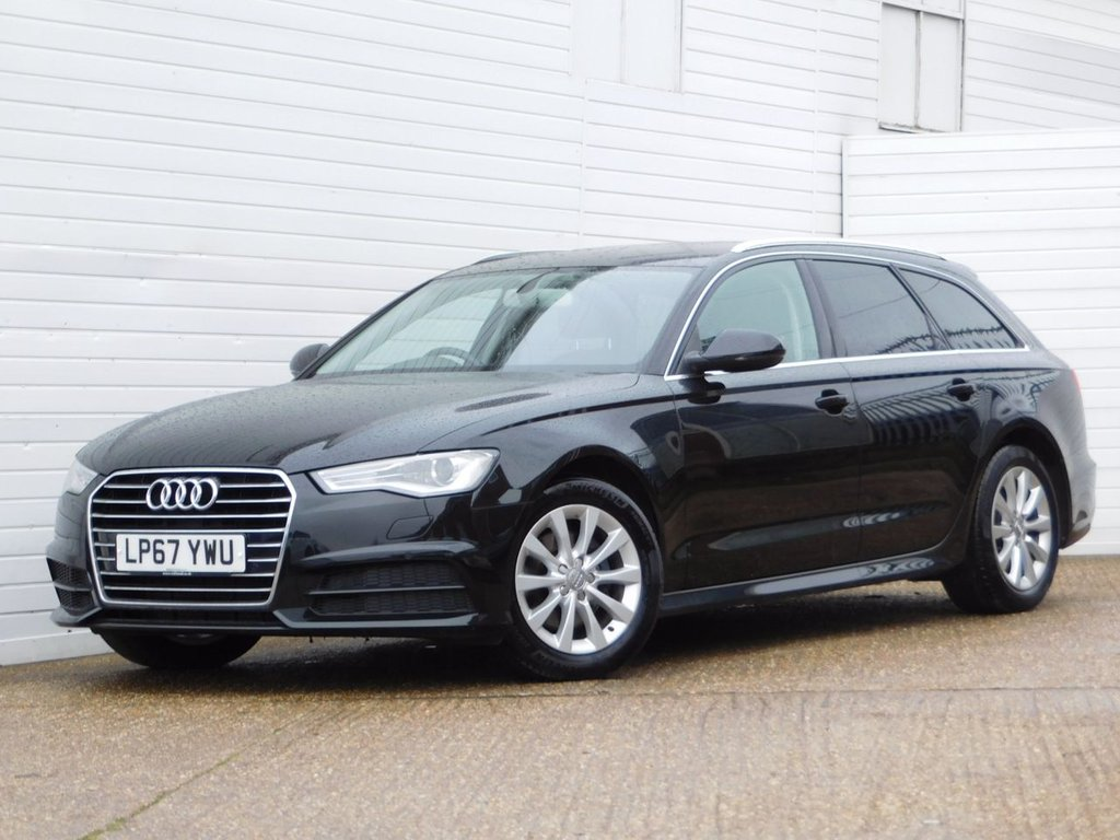 USED 2018 67 AUDI A6 AVANT 1.8 TFSI SE EXECUTIVE 4d 188 BHP Buy Online Moneyback Guarantee