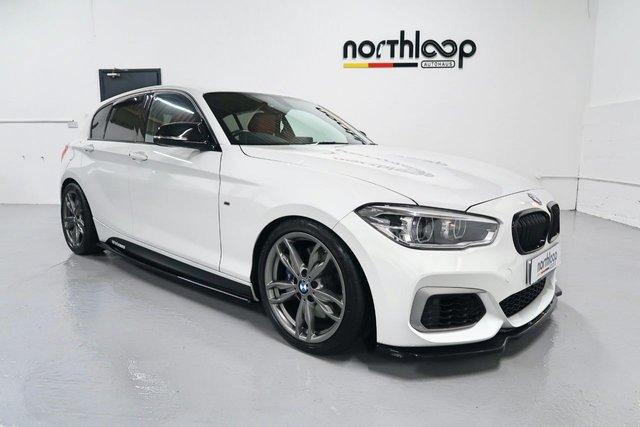 2017 12 BMW 1 SERIES 3.0 M140I 5d 335 BHP
