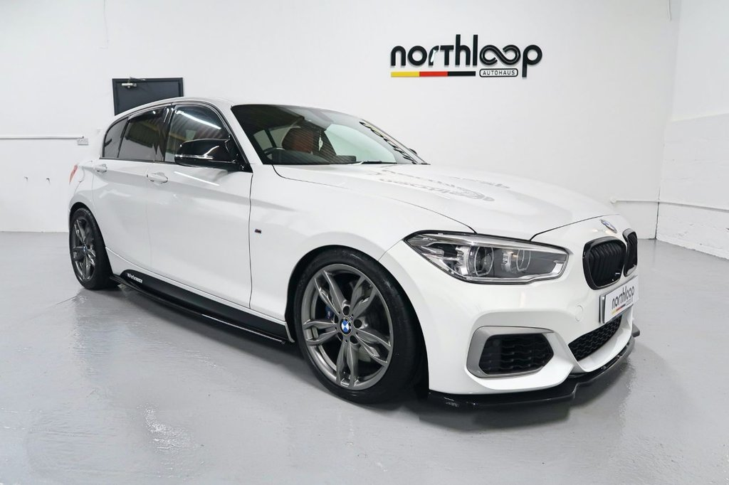 USED 2017 12 BMW 1 SERIES 3.0 M140I 5d 335 BHP