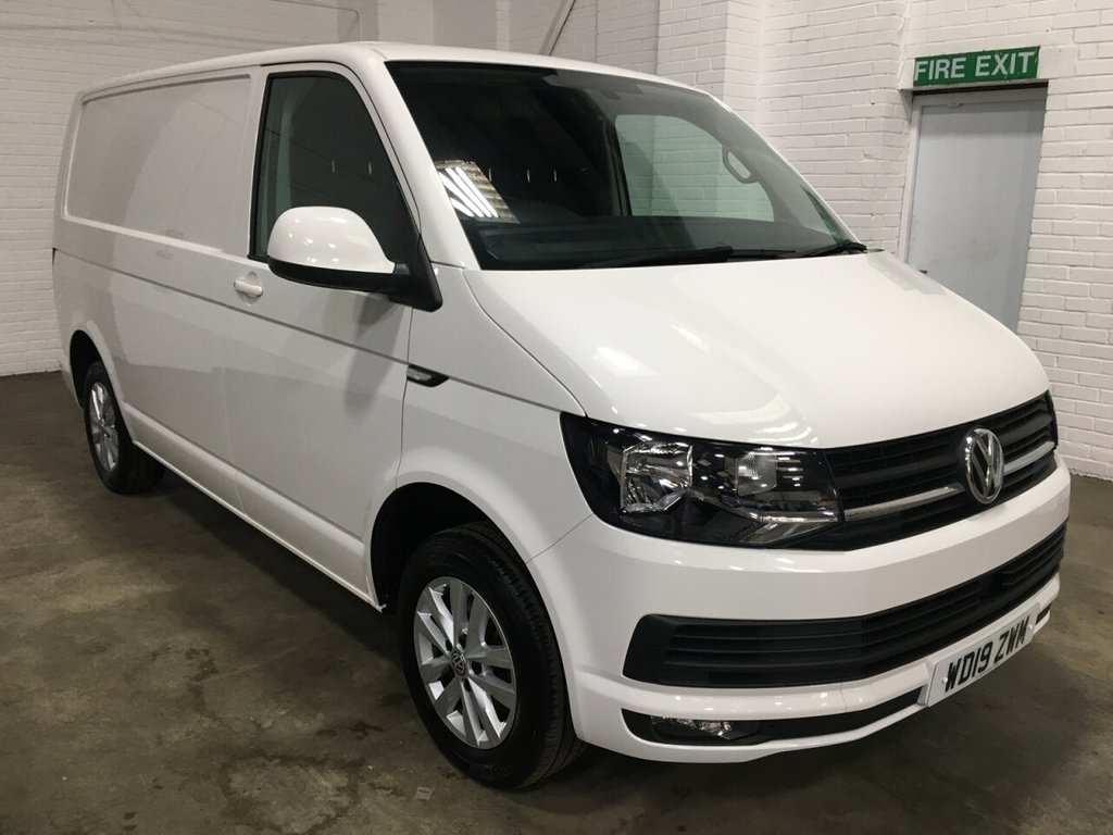USED 2019 19 VOLKSWAGEN TRANSPORTER T6 T28 SWB Highline 102ps