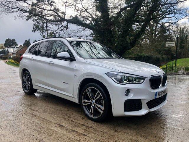 2016 16 BMW X1 2.0 XDRIVE25D M SPORT 5d 228 BHP