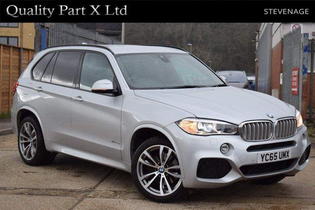 USED 2015 65 BMW X5 2.0 40e 9.0kWh M Sport Auto xDrive (s/s) 5dr SATNAV, XENON, CAMERA, HEATED