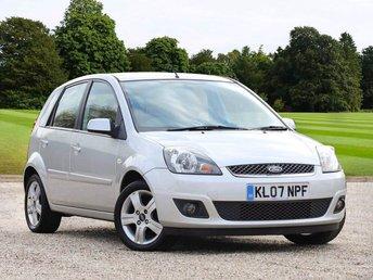 2007 FORD FIESTA 1.4 ZETEC CLIMATE 16V 5d 80 BHP £2295.00