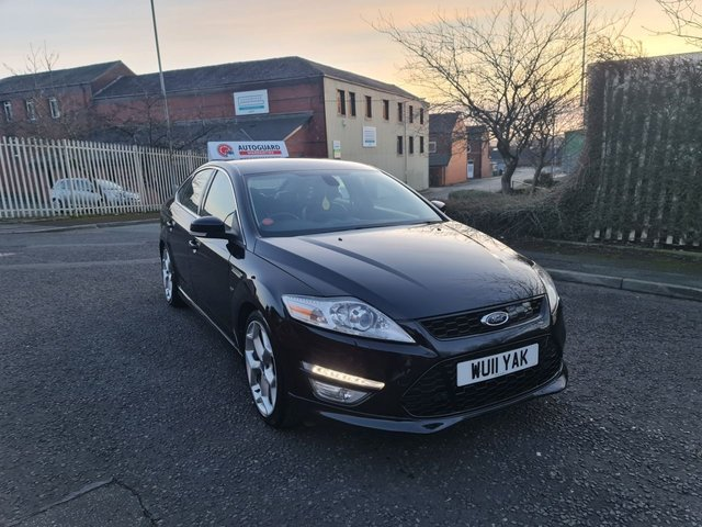 USED 2011 11 FORD MONDEO 2.0 TITANIUM X SPORT TDCI 5d 161 BHP A GREAT ECONOMICAL VEHICLE
