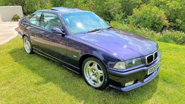 1997 R BMW M3 3.2 M3 EVOLUTION 2d 316 BHP