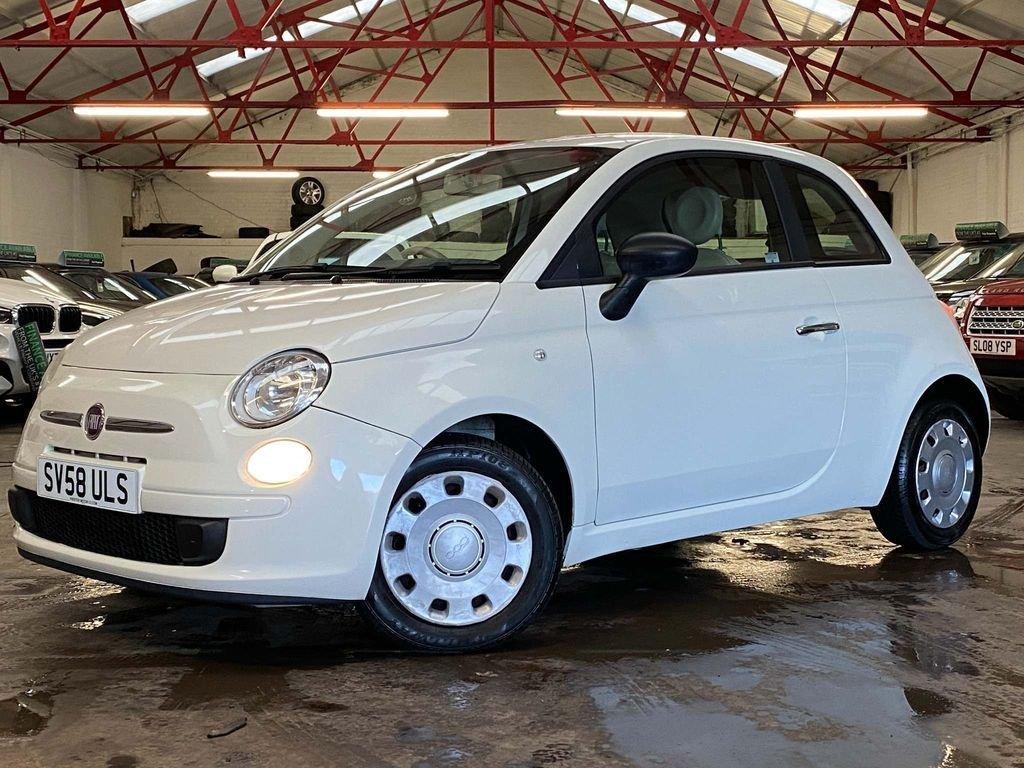 USED 2008 58 FIAT 500 1.2 POP 3d 69 BHP ++HIGH SPEC++