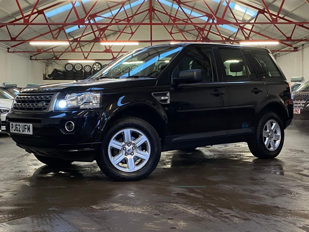 USED 2013 62 LAND ROVER FREELANDER 2.2 SD4 GS 5d 190 BHP ++OVER £1300 WORTH OF EXTRAS++