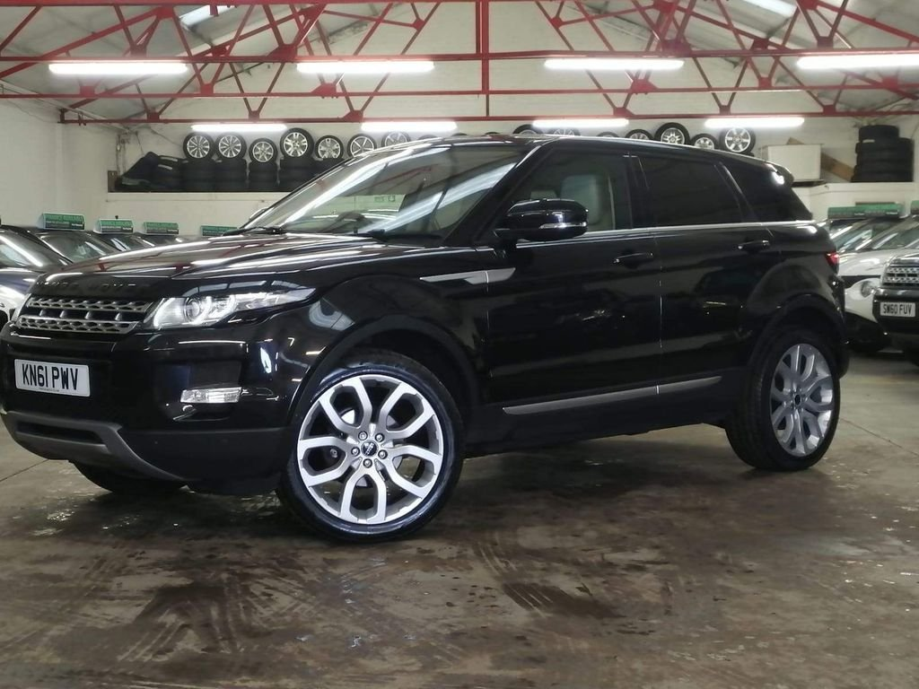 USED 2011 61 LAND ROVER RANGE ROVER EVOQUE 2.2 SD4 PRESTIGE LUX 5d 190 BHP ++OVER £5100 WORTH OF EXTRAS++