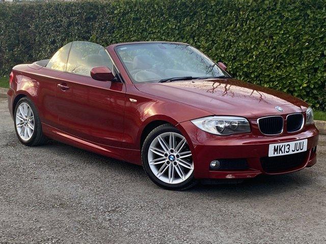 USED 2013 13 BMW 1 SERIES 2.0 118I M SPORT 2d 141 BHP