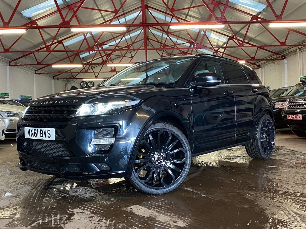 USED 2011 61 LAND ROVER RANGE ROVER EVOQUE 2.2 SD4 PRESTIGE 5d 190 BHP ++OVER £1400 WORTH OF EXTRAS++