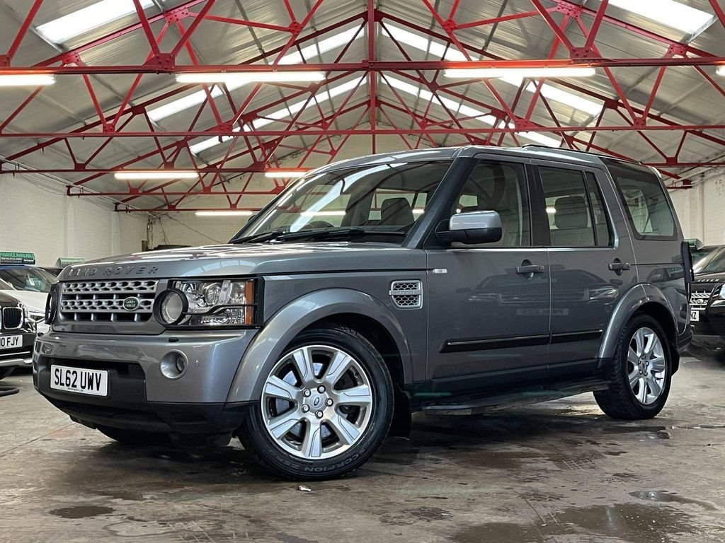 USED 2013 62 LAND ROVER DISCOVERY 3.0 4 SDV6 HSE 5d 255 BHP ++OVER £900 WORTH OF EXTRAS++