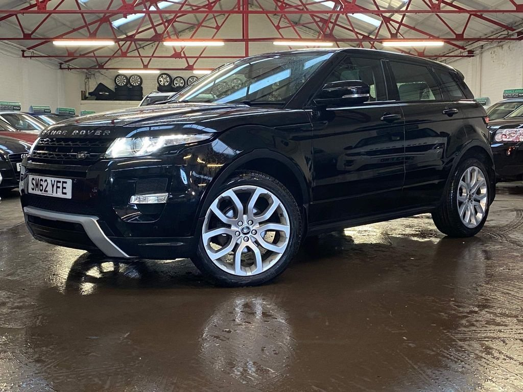 USED 2013 62 LAND ROVER RANGE ROVER EVOQUE 2.2 SD4 DYNAMIC 5d 190 BHP ++OVER £1500 WORTH OF EXTRAS++