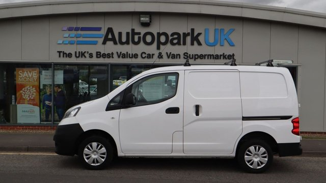 USED 2016 16 NISSAN NV200 1.5 DCI ACENTA 90 BHP LOW DEPOSIT OR NO DEPOSIT FINANCE AVAILABLE . COMES USABILITY INSPECTED WITH 30 DAYS USABILITY WARRANTY + LOW COST 12 MONTHS ESSENTIALS WARRANTY AVAILABLE FROM ONLY £199 (VANS AND 4X4 £299) DETAILS ON REQUEST. ALWAYS DRIVING DOWN PRICES . BUY WITH CONFIDENCE . OVER 1000 GENUINE GREAT REVIEWS OVER ALL PLATFORMS FROM GOOD HONEST CUSTOMERS YOU CAN TRUST .