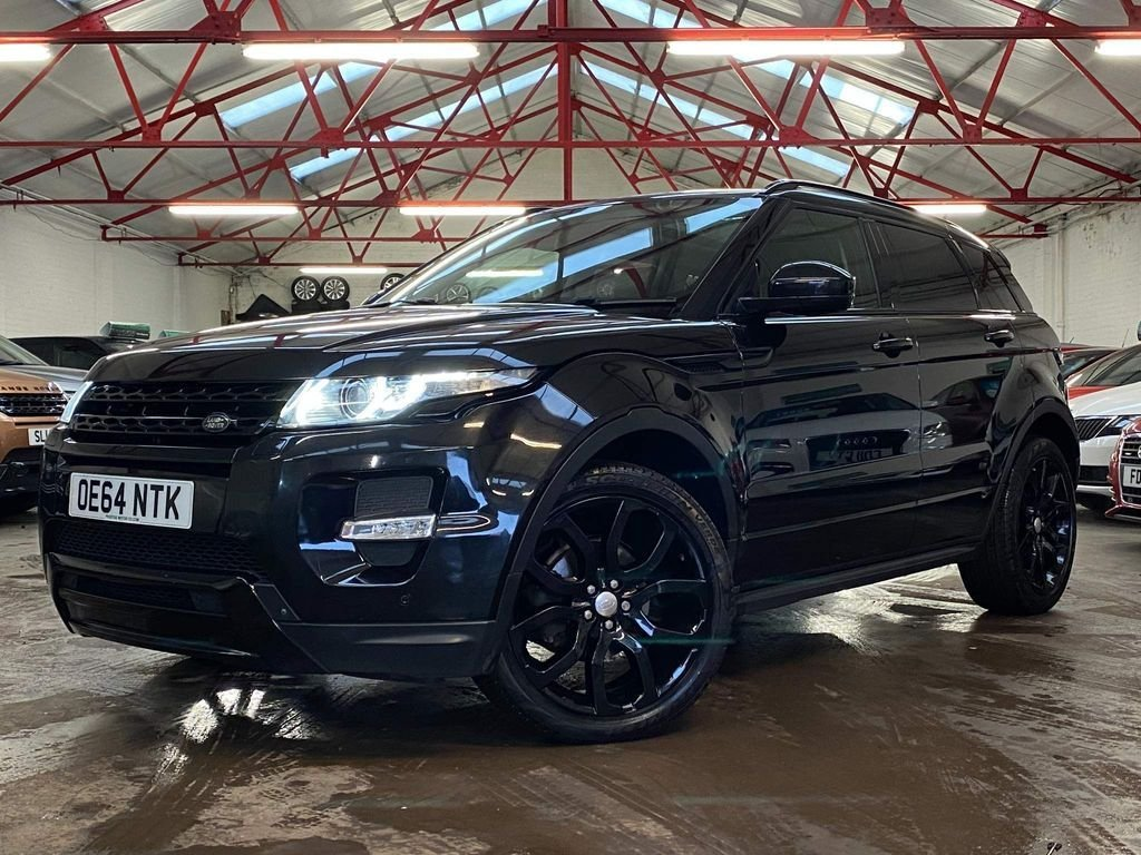 USED 2014 64 LAND ROVER RANGE ROVER EVOQUE 2.2 SD4 DYNAMIC 5d 190 BHP ++OVER £1000 WORTH OF EXTRAS++