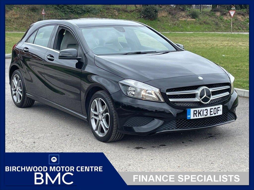 USED 2013 13 MERCEDES-BENZ A-CLASS 1.5 A180 CDI BLUEEFFICIENCY SPORT 5d 109 BHP