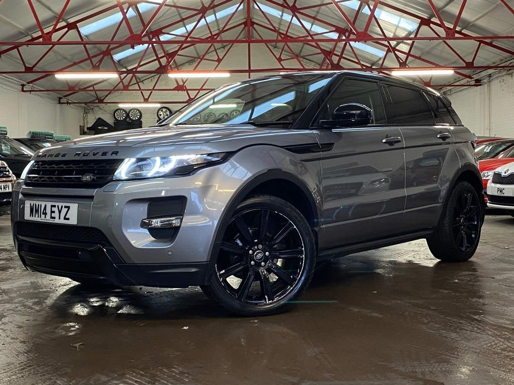 USED 2014 14 LAND ROVER RANGE ROVER EVOQUE 2.2 SD4 DYNAMIC 5d 190 BHP ++OVER £2700 WORTH OF EXTRAS++
