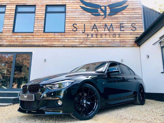 2017 17 BMW 3 SERIES 3.0 330D M SPORT 4d AUTO 255 BHP