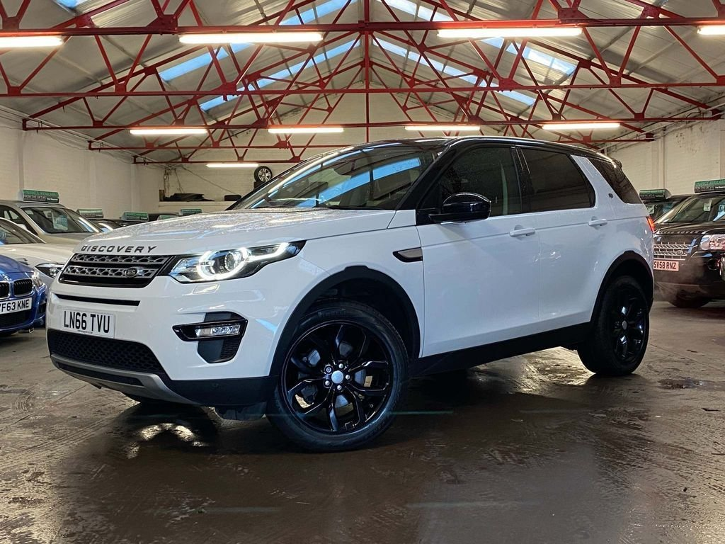 USED 2016 66 LAND ROVER DISCOVERY SPORT 2.0 TD4 HSE 5d 180 BHP ++OVER £3300 WORTH OF EXTRAS++