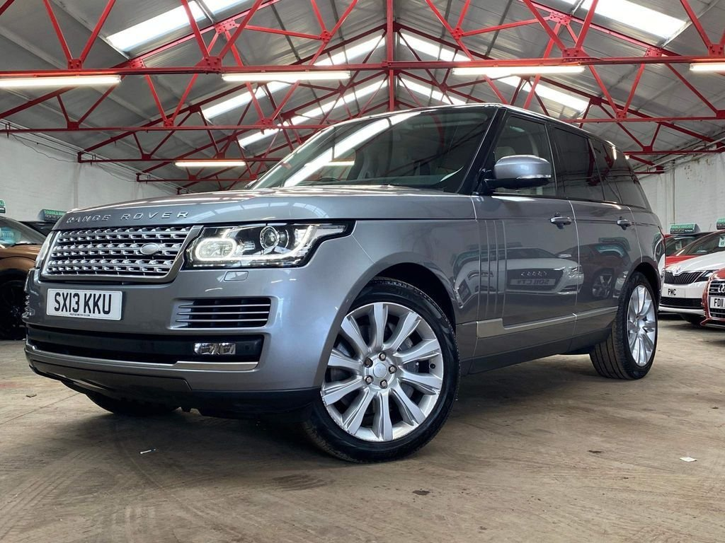 USED 2013 13 LAND ROVER RANGE ROVER 4.4 SDV8 VOGUE 5d 339 BHP ++OVER £5300 WORTH OF EXTRAS++