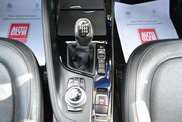 USED 2016 66 BMW X1 2.0 SDRIVE18D XLINE 5d 148 BHP ~ SAT NAV ~ HEATED LEATHER SAT NAV ~ HEATED LEATHER ~ JUST SERVICED AT BMW