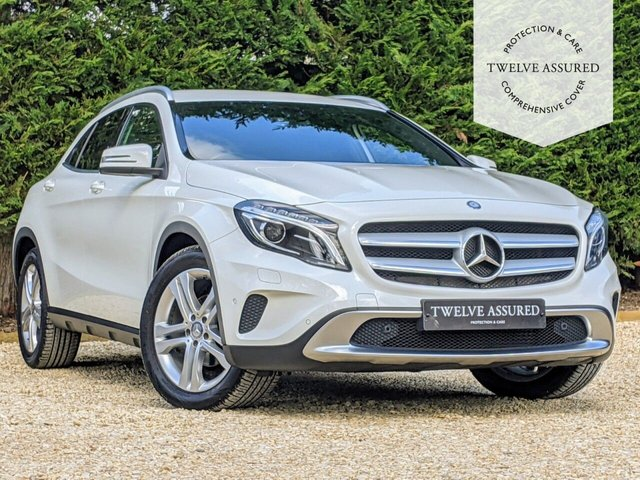 USED 2014 64 MERCEDES-BENZ GLA-CLASS 2.1 GLA200 CDI SE PREMIUM 5d 136 BHP (NAV & REAR CAMERA)