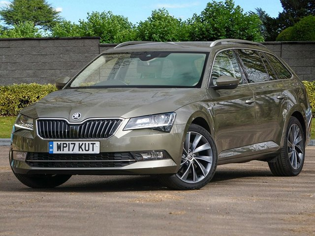 SKODA SUPERB at Tim Hayward Car Sales