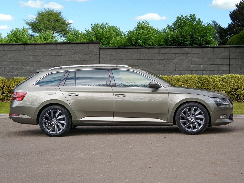 USED 2017 17 SKODA SUPERB 2.0 LAURIN AND KLEMENT TDI DSG 5d 188 BHP