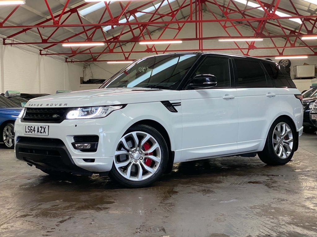 USED 2014 64 LAND ROVER RANGE ROVER SPORT 3.0 SDV6 AUTOBIOGRAPHY DYNAMIC 5d 288 BHP ++OVER £2500 WORTH OF EXTRAS++