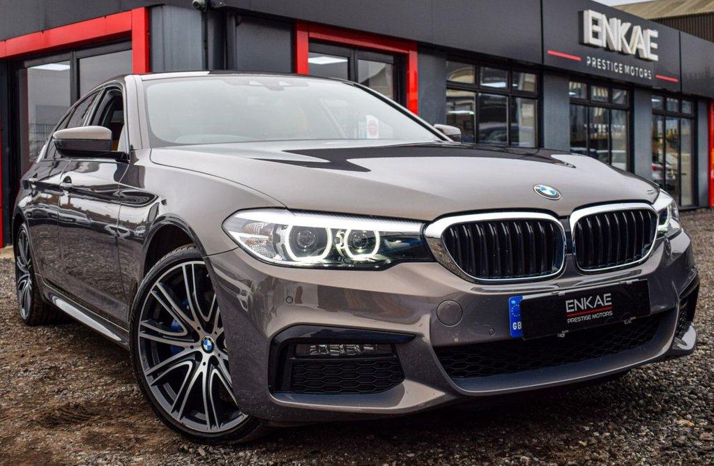 USED 2019 19 BMW 5 SERIES 2.0 530E M SPORT 4d 249 BHP