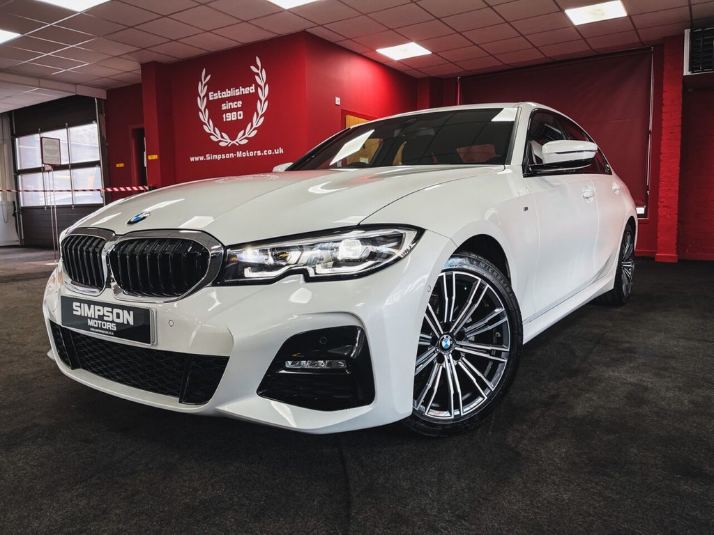 USED 2019 69 BMW 3 SERIES 2.0 320D M SPORT 4d 188 BHP