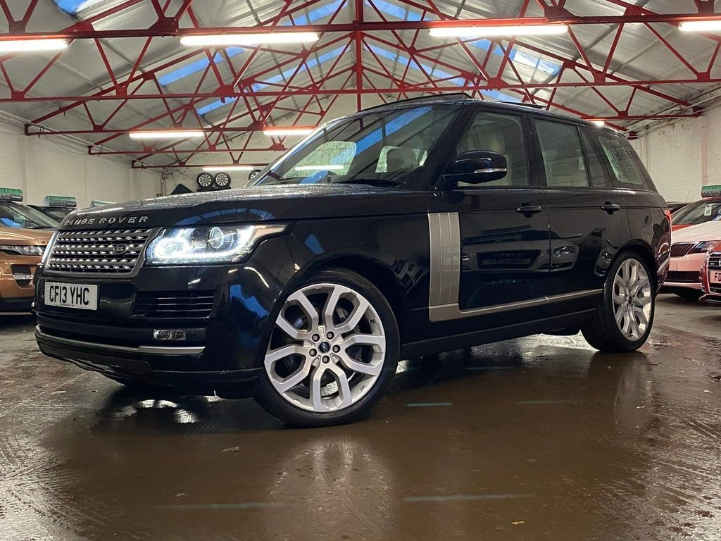 USED 2013 13 LAND ROVER RANGE ROVER 4.4 SDV8 VOGUE 5d 339 BHP ++OVER £4000 WORTH OF EXTRAS++