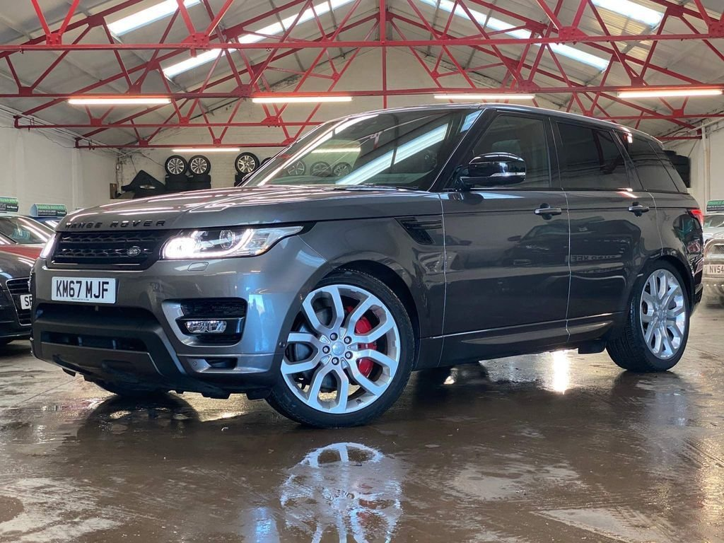 USED 2017 67 LAND ROVER RANGE ROVER SPORT 3.0 SDV6 AUTOBIOGRAPHY DYNAMIC 5d 306 BHP ++OVER £1900 WORTH OF EXTRAS++