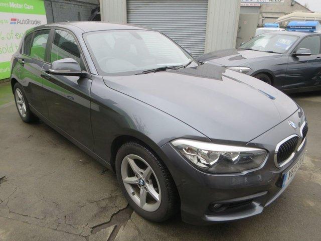 2016 16 BMW 1 SERIES 2.0 118D SE 5d 147 BHP