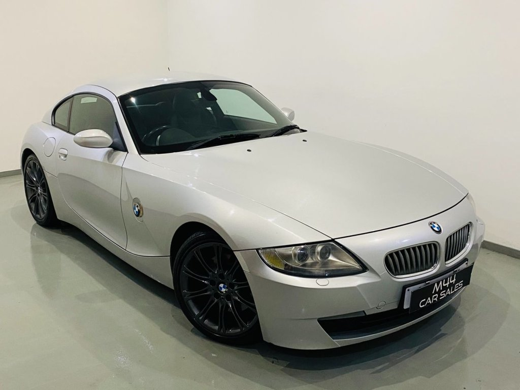 USED 2007 M BMW Z4 3.0 Z4 SI SPORT COUPE 2d 262 BHP Stage 1 Remap/Heated Seats/Leather Interior/Sat Nav/Aux
