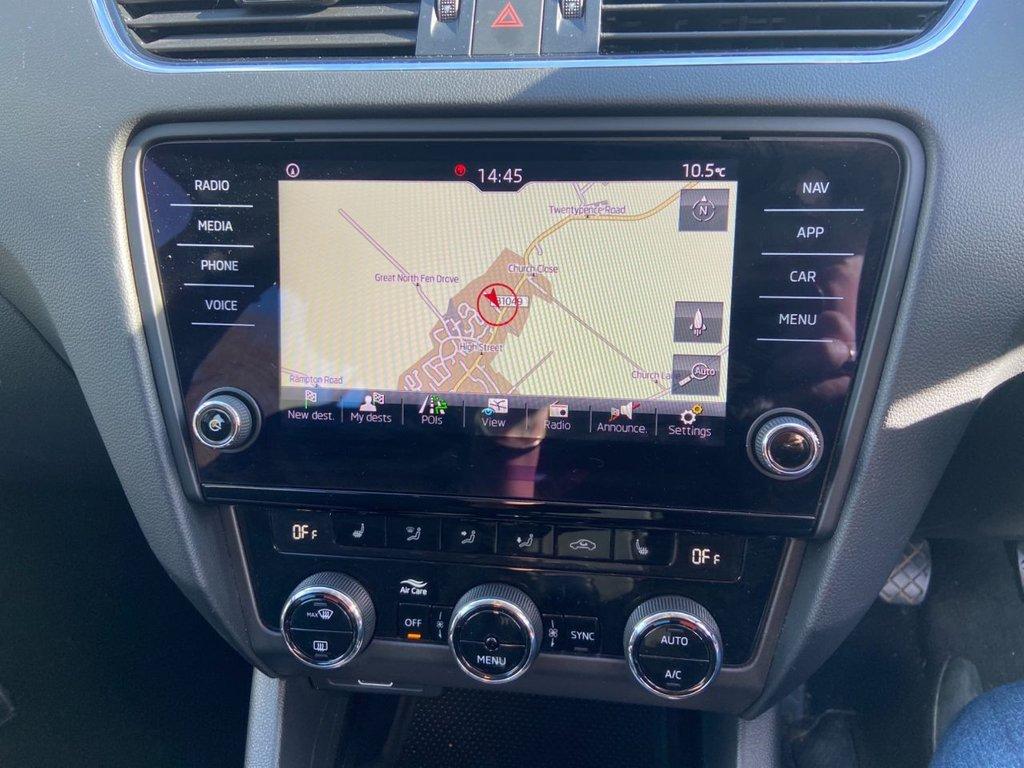 USED 2018 18 SKODA OCTAVIA 1.0 SE TECHNOLOGY TSI 5d 114 BHP