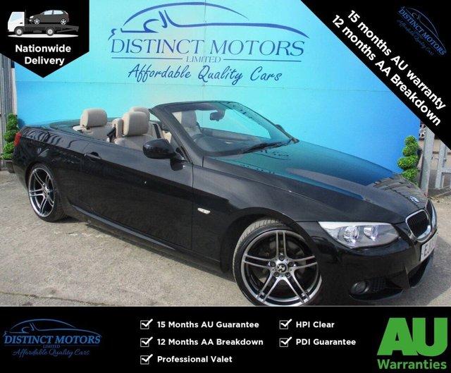 USED 2013 13 BMW 3 SERIES 2.0 320D M SPORT 2d 181 BHP