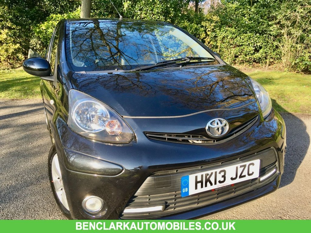 USED 2013 13 TOYOTA AYGO 1.0 VVT-I FIRE AC 3d 67 BHP ZERO COST ROADTAX/ONLY 25,500 MILES TowAFrame /TOW TOUGH FITTED,,GO TO WWW.TOWAFRAME.COM FOR DETAILS