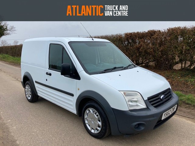 2012 62 FORD TRANSIT CONNECT 1.8L T200 LR 0d 74 BHP
