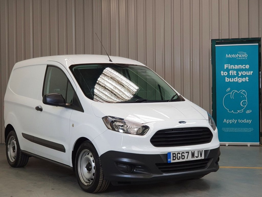 USED 2017 67 FORD TRANSIT COURIER 1.0 BASE 99 BHP